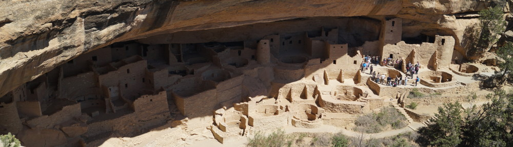 Mesa Verde National Park Cliff Houses 3